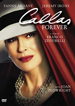 Callas Forever - biographical film about Maria Callas, directed by Franco Zeffirelli