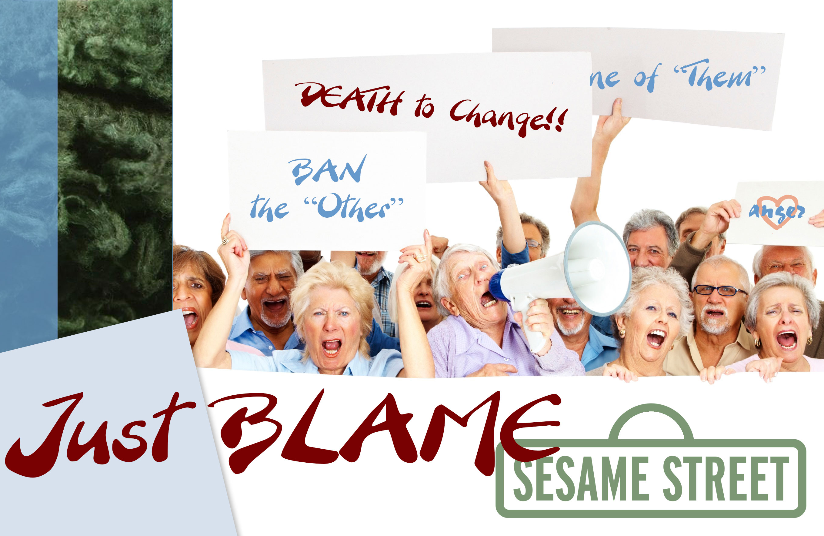 Just Blame Sesame Street