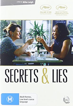 Secrets and Lies 1996 British drama, directed by Mike Leigh