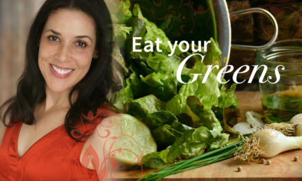 Six Reasons to Eat Leafy Greens Everyday